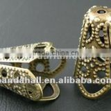 Bead Caps, Nickel Free, Jewellery Finding Wholesale(E200-NFAB)