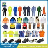High Quality OEM custom Flame Retardant Coverall / Fire Resistant Workwear / FR Workwear
