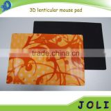 hotsale computer spare parts 3d lenticular picture keyboard mouse pad