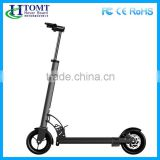 Two wheels self balancing electric scooter for sale self balance scooter 8 inch with handle bar