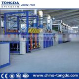 Textile sizing machine