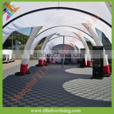 Outdoor event oxford inflatable car garage shelter tent