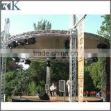 RK portable spigot square truss for wedding and events