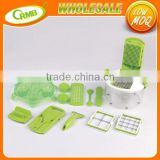 Fruit Onion Garlic Coleslaw Kitchen Tools Multi Functional Manual Food Vegetable Chopper Cutter Salad Maker Machine