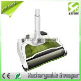 handheld electrical rechargeable sweeper vacuum cleaner with dust collector