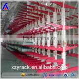 rigid and durable special steel section Heavy Duty long items and irregular shape items Warehouse Cantilever Rack