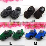 Knitted Baby Booties Cute Baby Booties Baby boys crochet shoes