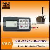 HM6560 digital portable leeb hardness tester
