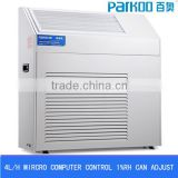 4L/H Wall/ Ceiling mounted dehumidifier for indoor pool