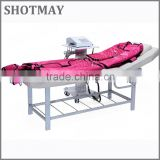 SHOTMAY STM-8033 Newest customized pressotherapy and infraredcompression leg massager made in China