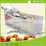 WA-1000 Commercial vegetable washer,vegetable and fruit washing machine,ozone fruit and vegetable washer with CE certificates