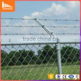 double wire twist galvanized barbed wire brackets with 100mm distant