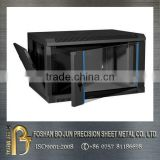 China supplier manufacturing metal rack server cabinet with lock