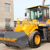2.5tons Chinese small construction machine, front end wheel loader hydraulicLoading Shovels with low price hot sale