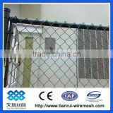 Chain Link Fence] PVC Coated Chain Link Fence [Protecting Net; Separation Net] Good For Sports Gym and Farm fence of the best