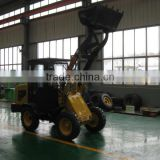 electric skid steer loader ZL08
