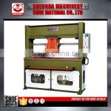 30T shoe traveling head Cutter machines cutting machinery
