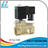 "BONA new model AC12V 24V 3/8"" 3/8 inch plasma cutter cutting welding machine gas valve solenoid valve"