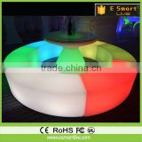Colour changing modern led bar table wholesale bar furniture