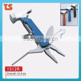 2014 new Modern design multi function hammer/hardware tool( 1512R )