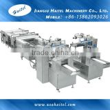 Automatic Product Tidying ,Feeding And Packing Machine