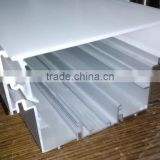 HDPE section steel