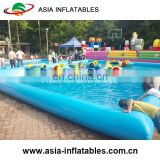 2017 Factory directly sales inflatable pool/inflatable swimming pool for water ball/bumper boat with CE