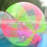 inflatable water bubble/ water ball price /walk on water balloon