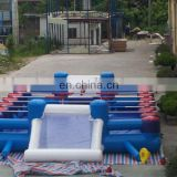 High quality inflatable soccer field for sale