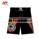 High quality customize fight shorts, sublimated mma shorts with pockets, professional sportswear manufacturer in China