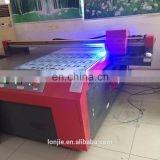 High quality double head acrylic printing machine for company use