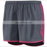 men running Sports-Shorts-Gray