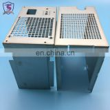Customized Outdoor Junction Enclosures Metal Aluminum electronics cases cover