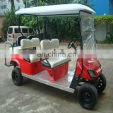 6 seaters electric tourist vehicle golf cart, brand golf cart with powerful motor of 3KW/48V
