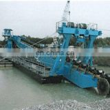 New 120m3/h Chain Bucket Dredging ship