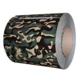 Camouflage pattern PPGI For Military