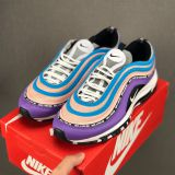 Nike Air Max 97 NANM02 For Women/Men in white/black