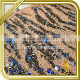 Shoe decoration colored glass beads hotfix crystal leopard rhinestone sheet FRM-183                                                                                                         Supplier's Choice
