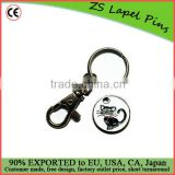 supermarket trolley coin/ trolley coins lock/ metal trolley coins