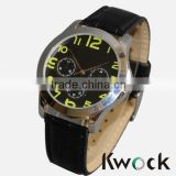 promotion watch ,japan movt waterproof watch,japan movt quartz watch stainless steel back