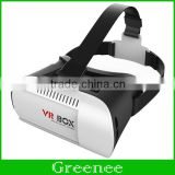 VR BOX 1.0 Virtual Reality Glasses, 2016 3D VR Headsets for 4.7~6 Inch Screen Phones iphone SE
