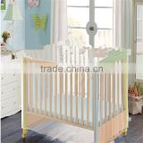 Hot selling folding baby crib safety mosquito net