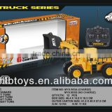 2013 New item,6CH RC Bulldozer,truck toy
