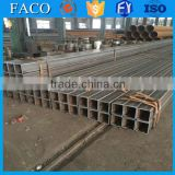 Tianjin square rectangular pipe ! tj factory china gold supplier square steel and pipe for africa