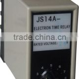 JS14A AC 220V Programmable Power on Delay Time Relay