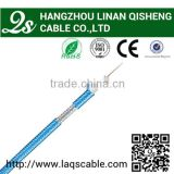 10Years' Experience High Quality Cheaper Price RG59 RG6 RG11 Messenger COAXIAL CABLE
