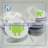 printable pvc active rfid tag rfid token rfid tag for access control system identification system
