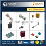 Electronics circuit fuse holder BK/GBA-3/4