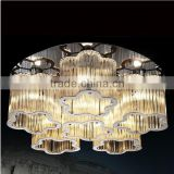 robust Iron Material and Energy Saving Light Source Chandelier
