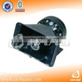 200 W auto loudspeaker and horn for police cars